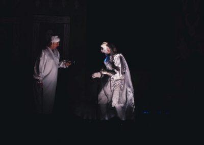 Fotografie z představení Strašidlo cantervillské